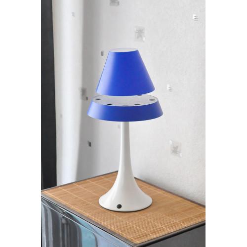 Lampe en lévitation Althuria Bleue