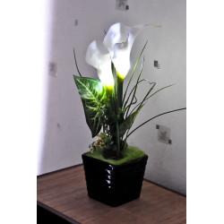 Fleurs artificielles Calla