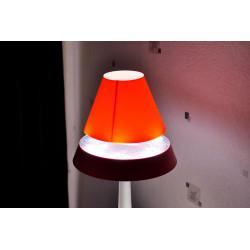 Lampe anti gravité ALTHURIA PureLine ROUGE