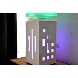 luminaire high tech en suspension