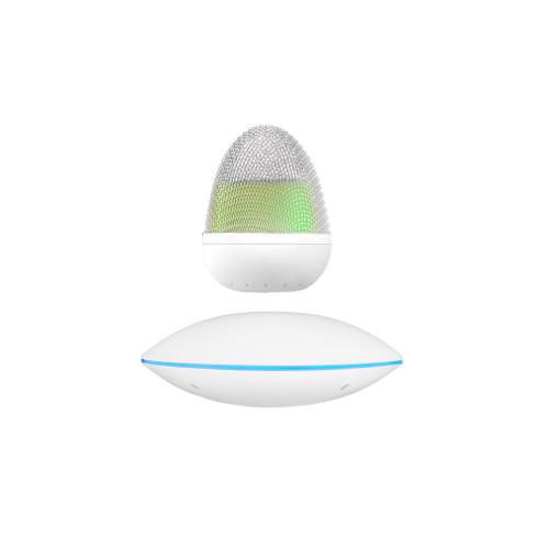 Enceinte en lévitation Blanche Bluetooth Sound Air - Magnetic Land