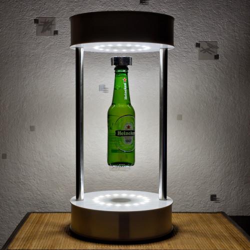 Flying bar pour bouteille en lévitation