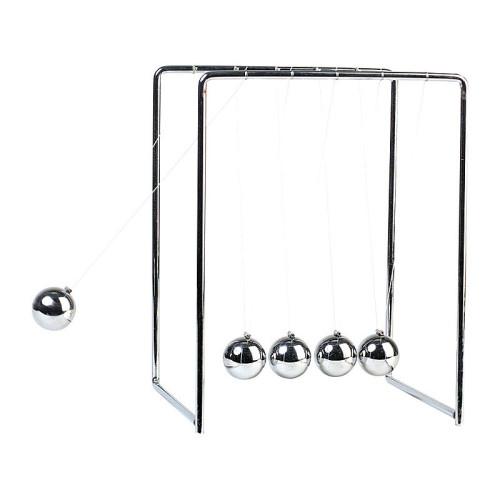 Balancier de Newton en métal