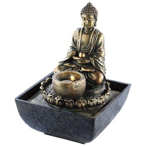 Lampe fontaine d'intérieur BUDDHA 1