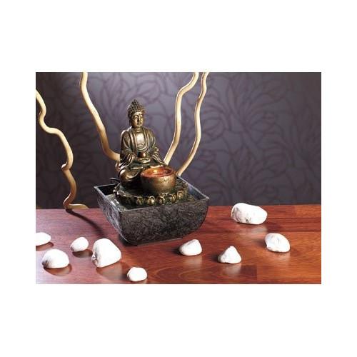Lampe fontaine d'intérieur BUDDHA 2