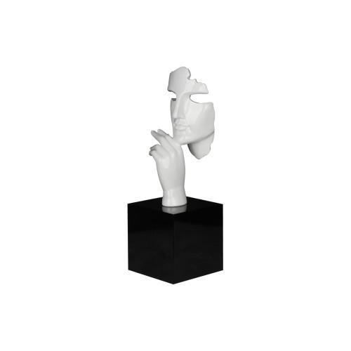 Statue design Estilo Blanc