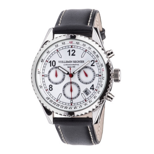 montre chronographe vuillemin Regnier