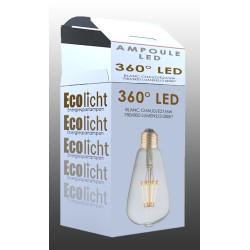 ampoule à filament ST64-4