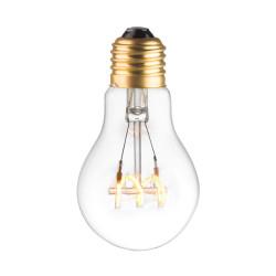AMPOULELAMPE  LED FILAMENT SPIRALE 3W E27 SPIRALE