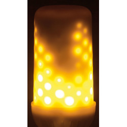 Ampoule Led ''effet flamme'' -1