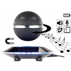 Enceinte à lévitation magnétique Bluetooth