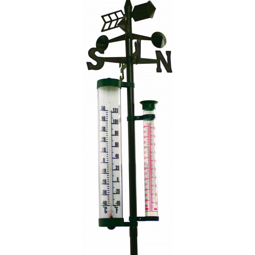 station météo de jardin